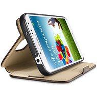 Belkin Galaxy S4 Walet Folio světle hnědé