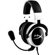 HyperX Cloud Gaming Headset bílá