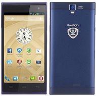 Prestigio MultiPhone 5505 DUO modrý