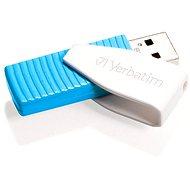 Verbatim Store 'n' Go SWIVEL 8GB karibsky modrý