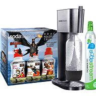 SodaStream Pure Grey LE Dragon