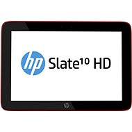 HP Slate 10 HD 3G Bright Red