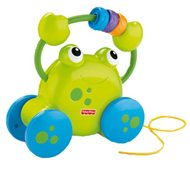 Fisher Price Tahací žabička