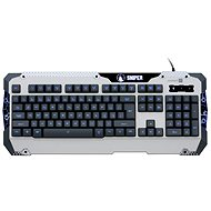 CONNECT IT GK5500 Sniper Keyboard biela
