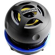 RAIKKO Dance BT Vacuum Speaker Kevlar černý