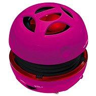 RAIKKO Dance Vacuum Speaker růžový