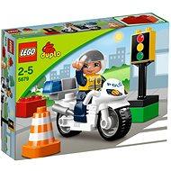 LEGO Duplo 5679 Policejní motorka