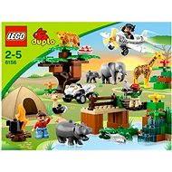 LEGO Duplo 6156 Fotíme safari