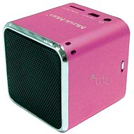 TECHNAXX MusicMan Mini růžový