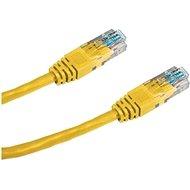 Datacom, CAT5E, UTP, 2m, žlutý