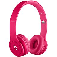 Beats by Dr.Dre Solo HD Monochromatic, růžová
