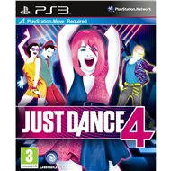 PS3 - Just Dance 4 (MOVE Ready)