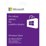 Microsoft Windows Gift Card 100 CZK