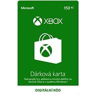Microsoft Xbox Live Dárková karta v hodnotě 150Kč