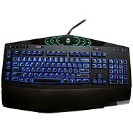 Dell Alienware TactX Enhanced Gaming Keyboard - UK verze