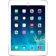 iPad Air 16GB WiFi Cellular Silver & White