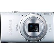 Canon IXUS 265 HS stříbrný