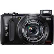 FUJIFILM FinePix F500 black