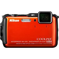 Nikon COOLPIX AW120 orange