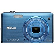 Nikon COOLPIX S5200 blue