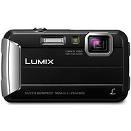 Panasonic LUMIX DMC-FT25 černý