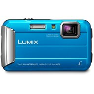 Panasonic LUMIX DMC-FT25 modrý