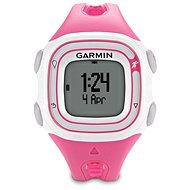Garmin Forerunner 10 Pink and White