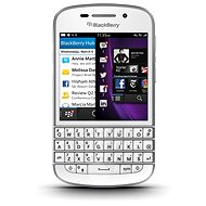 BlackBerry Q10 White QWERTY