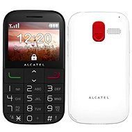 ALCATEL ONETOUCH 2000X White