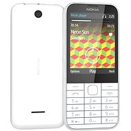 Nokia 225 bílá Dual SIM