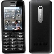 Nokia 301 černá