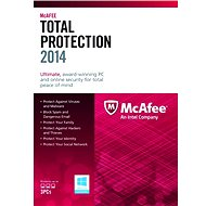 McAfee Total Protection 2014 3PC CZ