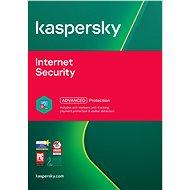 Kaspersky Internet Security MD 2015 CZ - obnovení nebo konkurenční upgrade pro 5 zařízení na 24 měsí