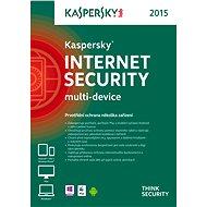 Kaspersky Internet Security multi-device 2014 CZ pro 1 zařízení na 12 měsíců